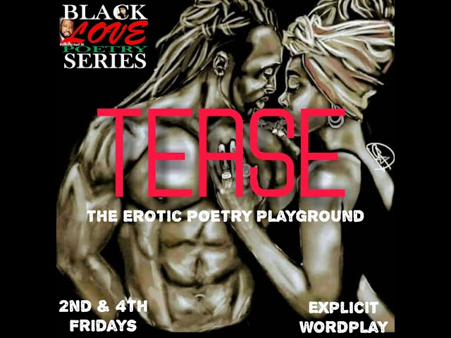 TEASE: our sexually explicit Erotic Playground