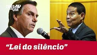 Bolsonaro impõe