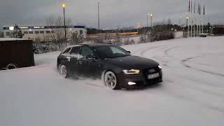 [2018 Snow] AUDI vs BMW vs MERCEDES