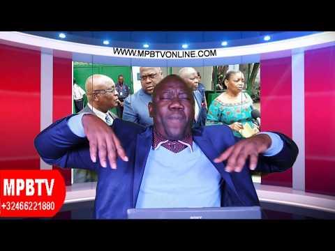 MPBTV Actualité Compliquée 05-12-HRW accuse:Kabila a recruté le M23 pour reprimer des manifestants..