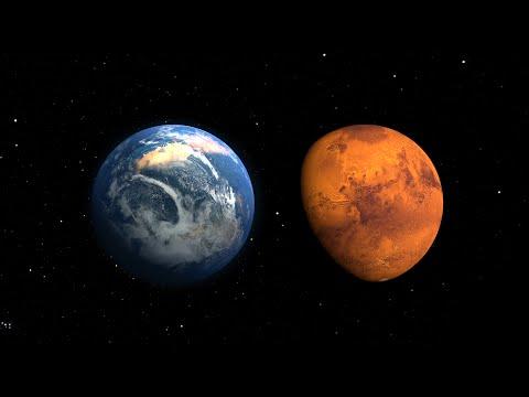 Tajemnice Marsa  - Dokument - PL - HD (720p)