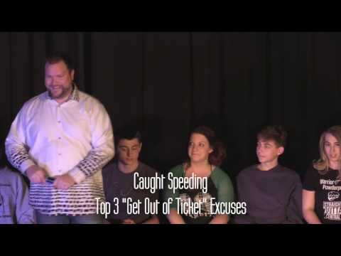 Post-Prom Hypnosis Show - Speeding Excuses - The Osborn Experience: Phenomenal Comedy Hypnosis