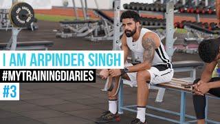 Training Diaries of Arpinder Singh #3 | Triple jump workout | Indian🇮🇳 triple jump