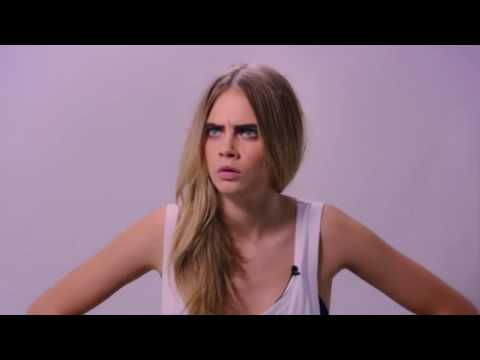 Cara Delevingne on  Vagina