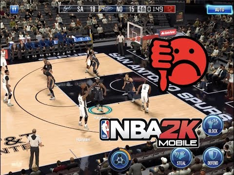 C'mon, 2K Mobile, This Is Medium Difficulty?! NBA 2K Mobile #42 - 5754 Team Power