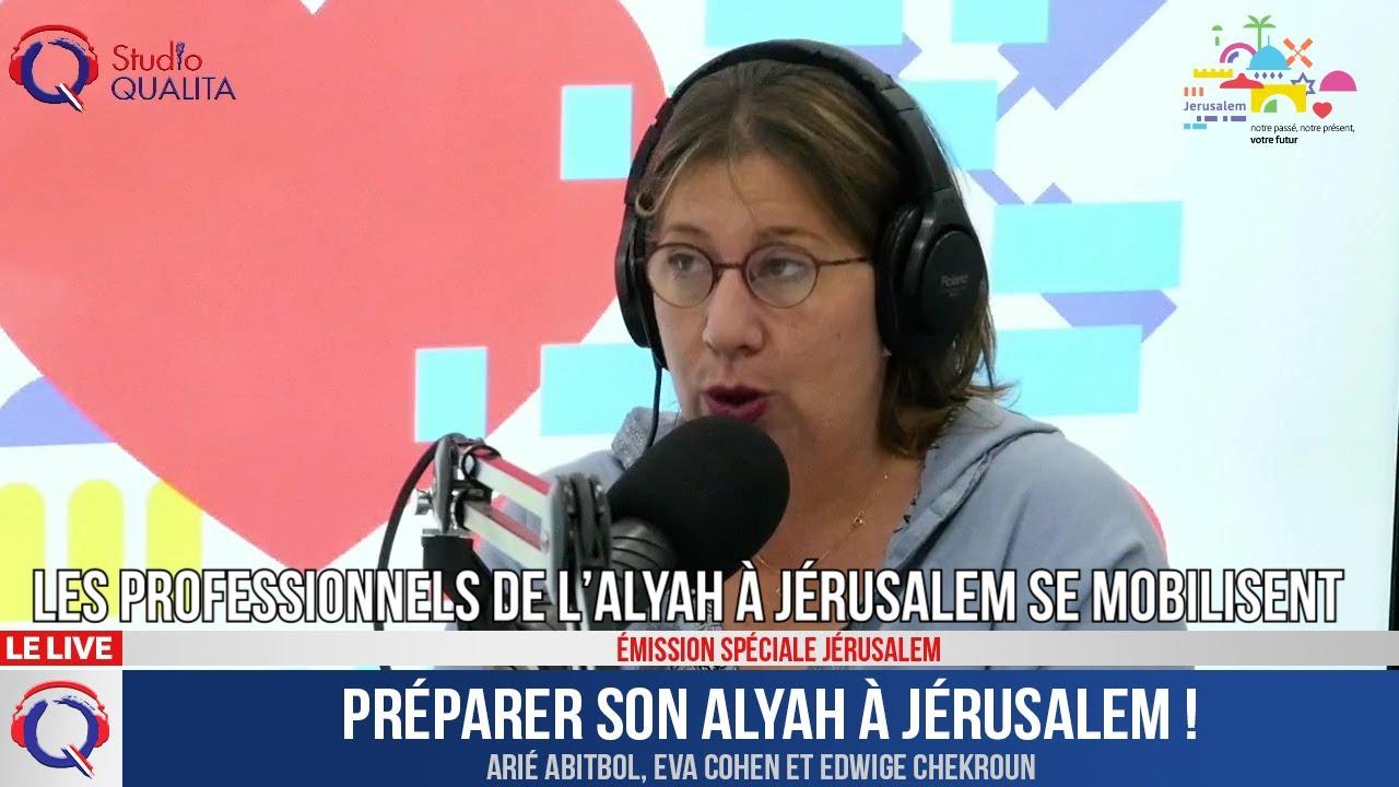 Préparer son alyah à Jérusalem !- HUB#109