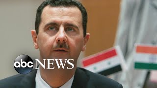 Syria may be planning another chemical attack: White House