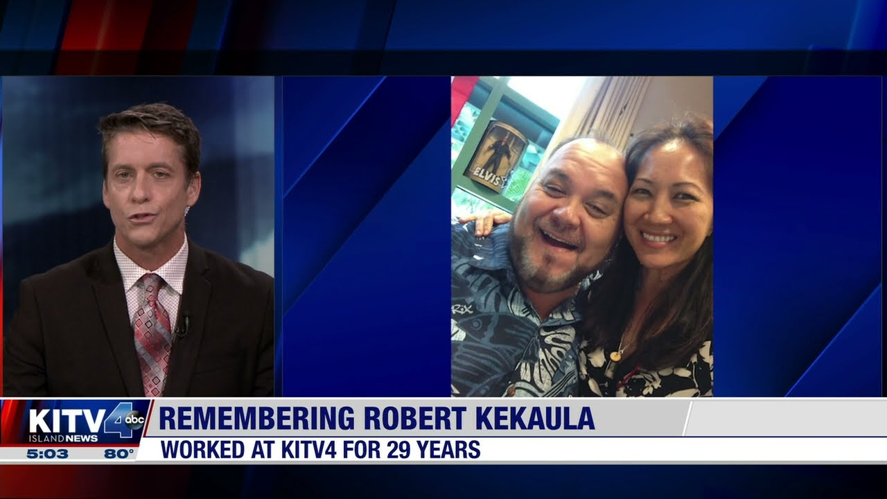 Download 21 6 19 KITV Remembering Robert a father, a friend, a true journalist
