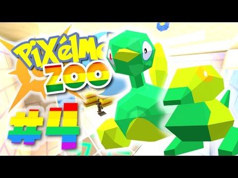 Pixelmon Zoo Sun and Moon - PORYGON! (Pixelmon Roleplay) #4