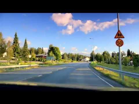 Road trip - Finland, Tampere - Lempäälä - Krääkkiö
