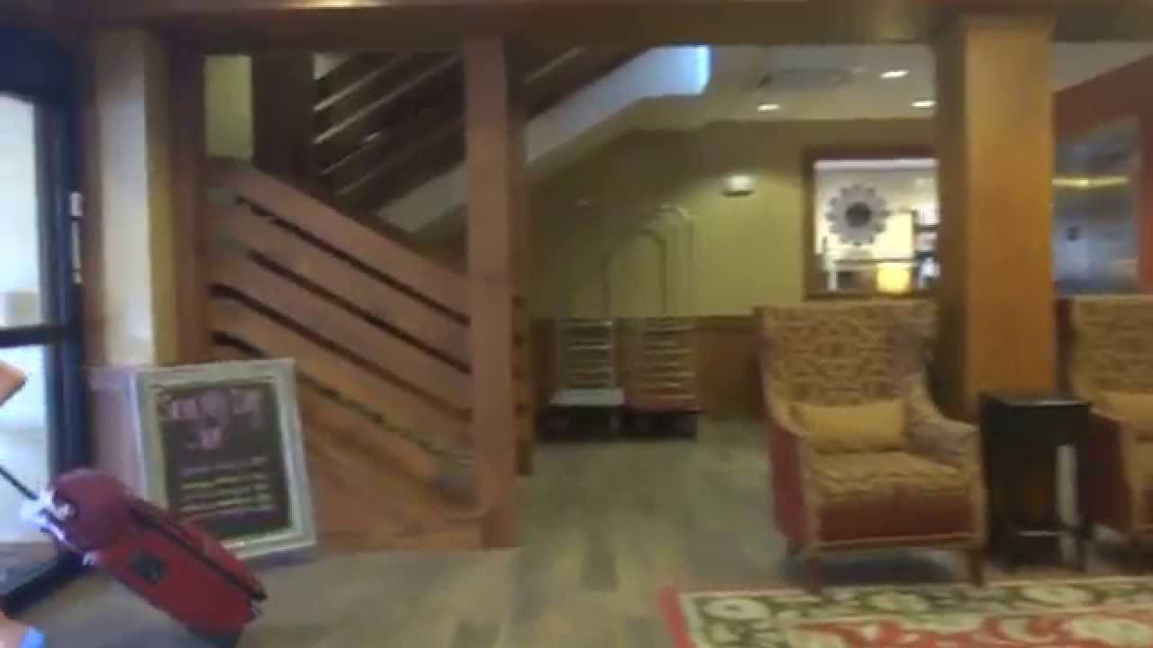 Lobby Of The Best Western Plus Intercourse Village Inn Suites In Amish Country