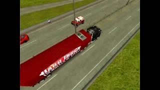 play thru of hard truck 18 wheels of steel pt1