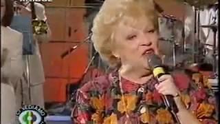 Carla Boni canta Casetta in Canada