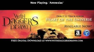"With Daggers Drawn - ""Amnesiac"""