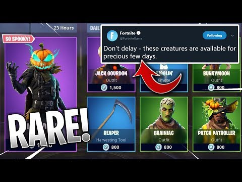 The NEXT RARE Skins Are In This Item Shop (Fortnite)