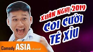 Hài Xuân Nghị 2019 mới nhất | CƯỜI XE XỈU | Thánh Cần Trô
