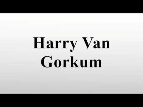 Harry Van Gorkum