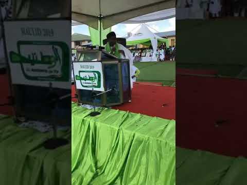 Download Professor Sheikh Ibrahim Maqari at Maulid Nnabiyyi at Kumasi