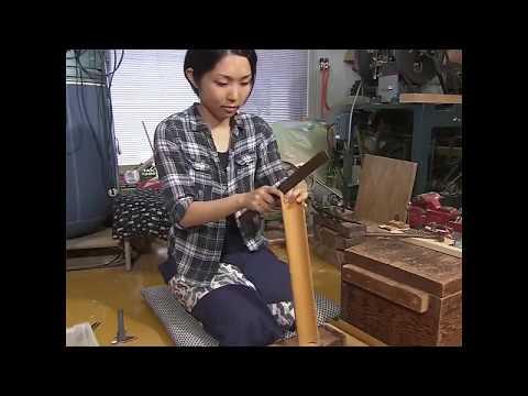 DIY Bamboo Basketware And Lamps