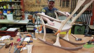 My Rocking Chair Build