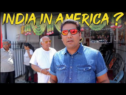 Little India in America || Indian in America || Sunty Dreams