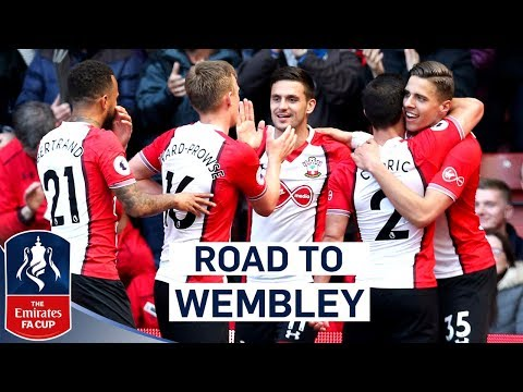 Saints in First Semi Final since 2003! | Southampton's Road to Wembley