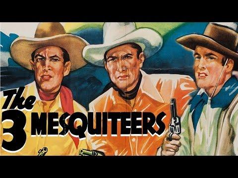 Roarin' Lead 1936 THE THREE MESQUITEERS