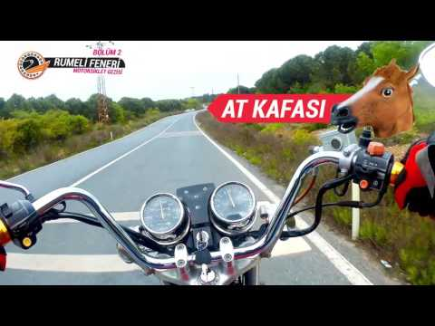 Rumeli Feneri Motorsiklet Gezisi - Bölüm2