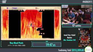 They Bleed Pixels by Squidclaw in 35:57 - AGDQ2015 - Part 37