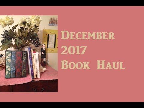 December 2017 Book Haul