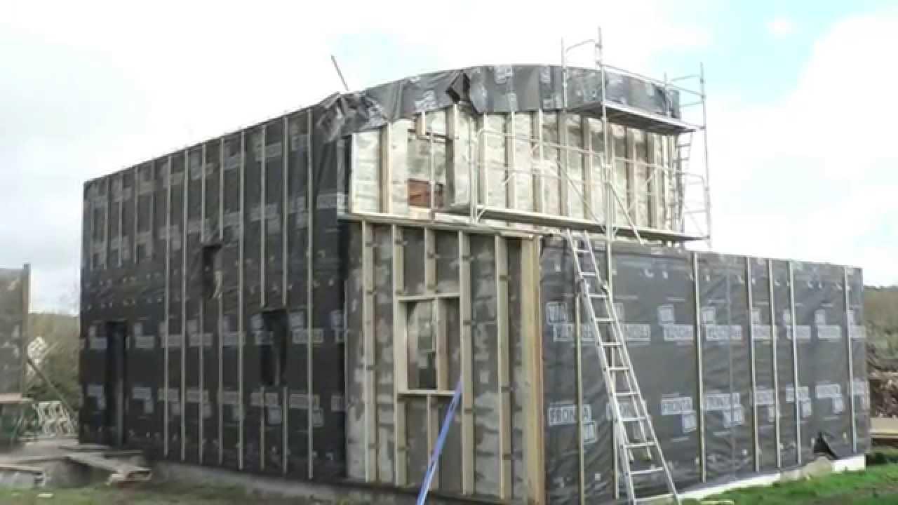 Carnet de chantier n 2 construction d 39 une maison rt 2012 for Construction rt 2012