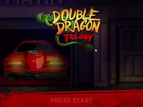Double Dragon Trilogy-Double Dragon One |