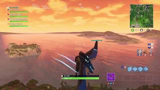 New Glider glitch found in FORTNITE