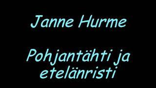 Janne Hurme - Pohjantähti ja Etelänristi