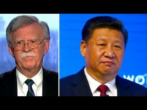 John Bolton: Time to revisit the 'One China' policy