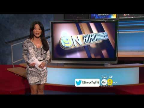 Sharon Tay 2012/08/20 KCAL9 HD