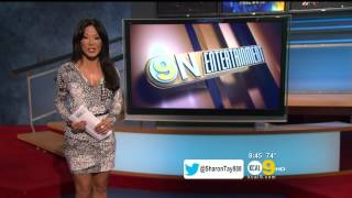 Sharon Tay 2012/08/20 KCAL9 HD