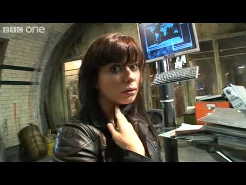 Up Close with Torchwood: Eve Myles - Torchwood - BBC Two