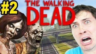 Lets Play Walking Dead - Hammer To The Face - Part 2