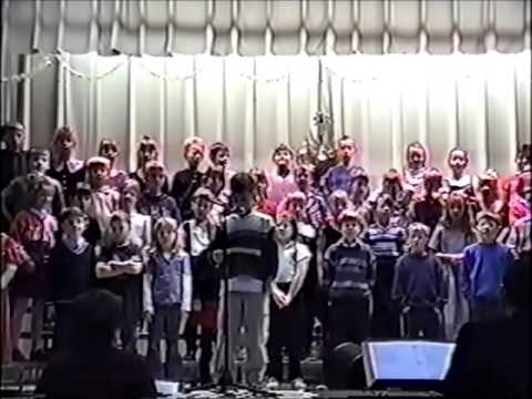 Hermantown Elementary School - Christmas Concert 1998