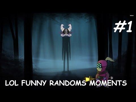 League of Legends Funny Random Moments #1