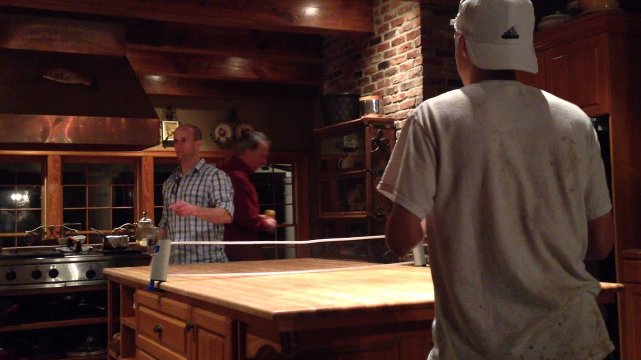 Kitchen Island Ping Pong 3614 YouTube