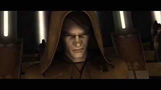 Gwiezdne Wojny Wojny klonów - Śmierć Obi wana HD