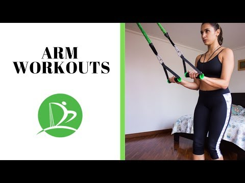 BodyBoss - Bicepts and Tricepts workout with Dina