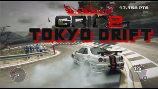 GRID 2 - Tokyo Drift Achievement/Trophy Guide