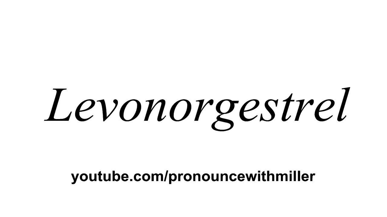 Buy Levonorgestrel