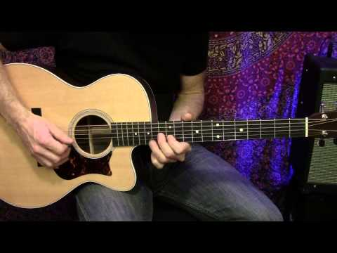 Don't Ease Me In: Acoustic Jamming Lesson TRAILER
