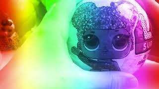 L.O.L GLITTER ✨ SRIES!!/ GOLD BALL/ 2 часть /M.C. SWAG/DASHA LIKE/ ❤️❤️❤️