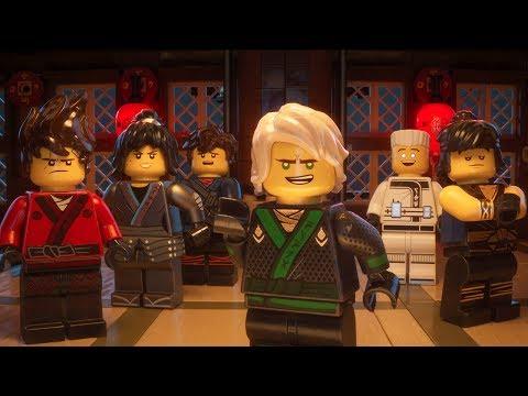 De LEGO® NINJAGO® Film | Officiële Trailer #2 HD | Vlaams | 2017 streaming vf