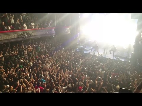 Kalash - Bando | Live in Paris (2016)